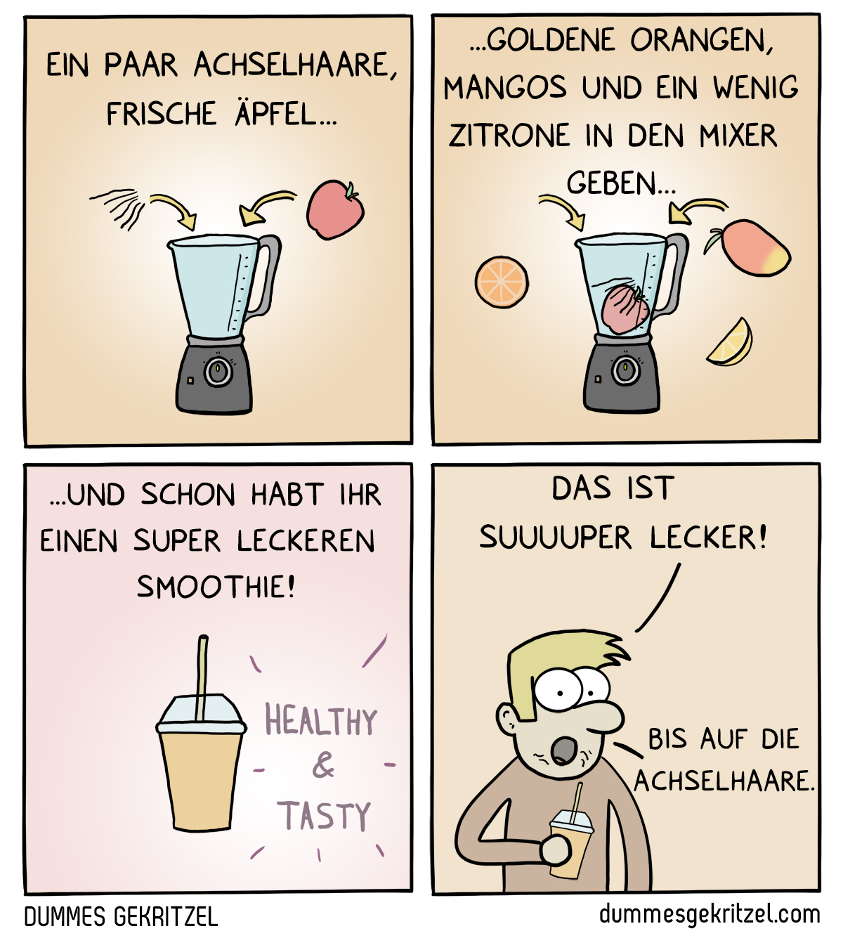Leckerer Smoothie